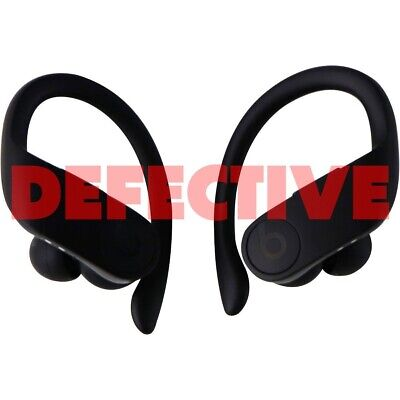 DEFECTIVE Beats by Dr. Dre Powerbeats Pro Wireless Earphones - Black (MV6Y2LL/A)