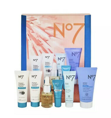 No7 Protect & Perfect YOUTHFUL DISCOVERY-Ladies Christmas Gift Set 2019