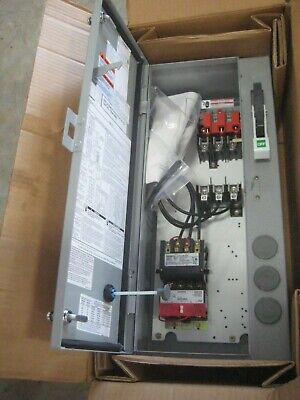 Siemens 17CSB92NA11 Combination Starter / Disconnect