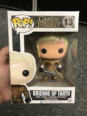 Brienne Of Tarth Funko POP Game Of Thrones