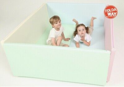 PRICE REDUCTION MUST SELL Baby Playpen Bumper Mat Lollipop (Foldaway)