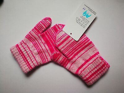 Mongolia Pure Cashmere Gloves Mittens for Ages 4-7 Kids Children - A9