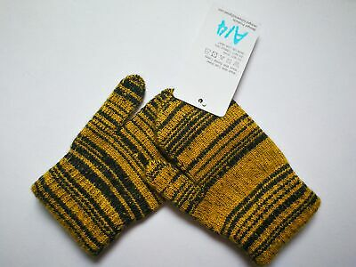 Mongolia Pure Cashmere Gloves Mittens for Ages 4-7 Kids Children - A14