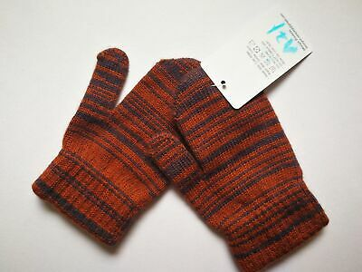 Mongolia Pure Cashmere Gloves Mittens for Ages 4-7 Kids Children - A21