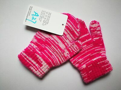 Mongolia Pure Cashmere Gloves Mittens for Ages 4-7 Kids Children - A27