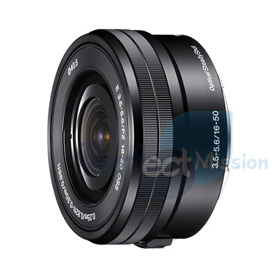 SONY E PZ 16-50mm F3.5-5.6 OSS Black Retail Pack NEW