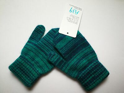 Mongolia Pure Cashmere Gloves Mittens for Ages 4-7 Kids Children - A39