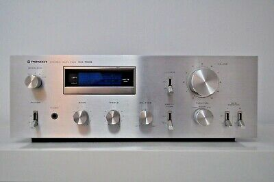 Pioneer SA-508 Integrated Hi-fi Class A Vintage Amplifier from the 'Blue Line'