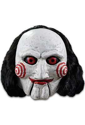 Trick Or Treat Studios Saw Billy Puppet Mask In Stock