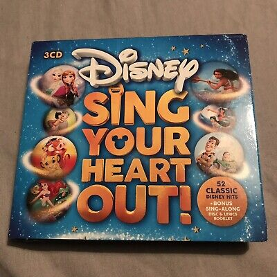 Disney Sing Your Heart Out.3 CD