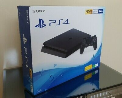Sony PlayStation 4 Slim 500GB Console PS4 BRAND NEW SEALED....