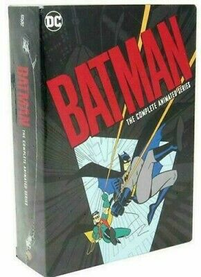 Batman The Complete Animated Series (12 Disc DVD Set) Free Shipping