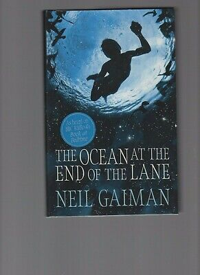 NEIL GAIMAN The ocean at the end of the lane SIGNED UK 1st ed 1st print