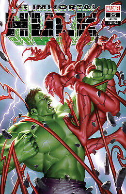 Immortal Hulk 25 Marvel 2019 Junggeon Yoon Absolute Carnage Variant