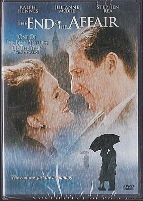 THE END OF THE AFFAIR 2000 DVD Full Screen and Anamorphic Widescreen