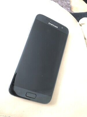 Samsung Galaxy S7 SM-G930F - 32GB - Black Onyx (Unlocked)