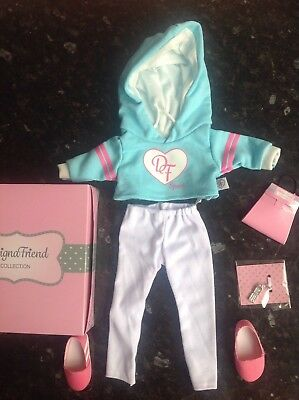 Design A Friend Chill Out Outfit  Clothes For Chad Valley Designafriend Doll NEW