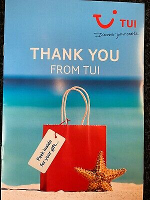 Voucher For £100 Off - 2020 Summer Holiday TUI, First Choice, Marella Packages