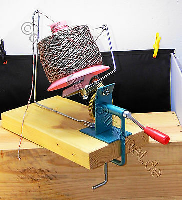 Wollwickler, Kreuzwickler, Wool Yarn Winder, Wolltwister