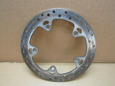 BMW R1200GS 2005 24,424 miles rear brake disc (3014)