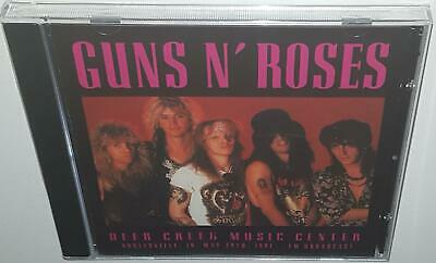 Guns N' Roses Live At Deer Creek Music Center 1991 Brand New Sealed 2Cd Set