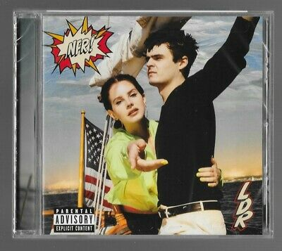 Lana Del Rey -- NFR! (Norman F*cking Rockwell) -- NEW / Factory-sealed CD