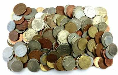 25 World Foreign Coins - All Different Countries - Bonuses with Multiple Lots!!!