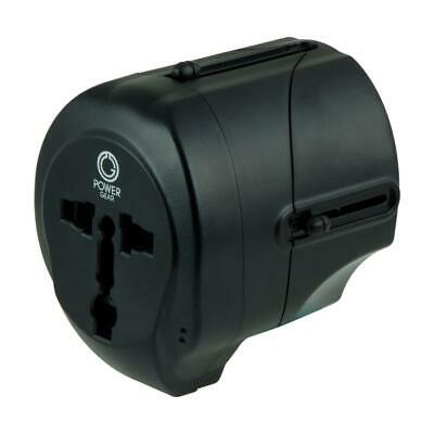 Power Gear 1 Amp International Travel Adapter with USB 34471 *