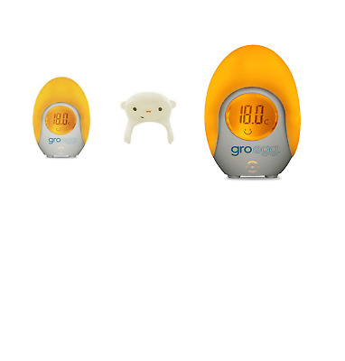 The Gro Company Groegg Colour Changing Room Thermometer