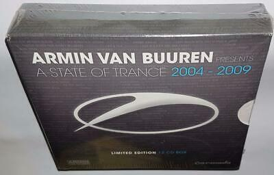 Armin Van Buuren A State Of Trance 2004-2009 Brand New Sealed Limited Cd Boxset