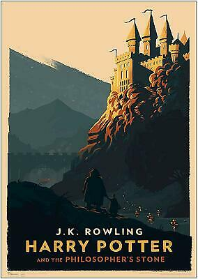 Harry Potter 40  Movie Poster Canvas Picture Art Wall Decore