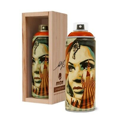 Shepard Fairey (OBEY) Beyond the Streets x Montana Limited Edition Target spray