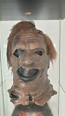 Texas Chainsaw Massacre remake mask