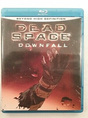 Dead Space Downfall Blu-ray 2008, 2-Disc Set