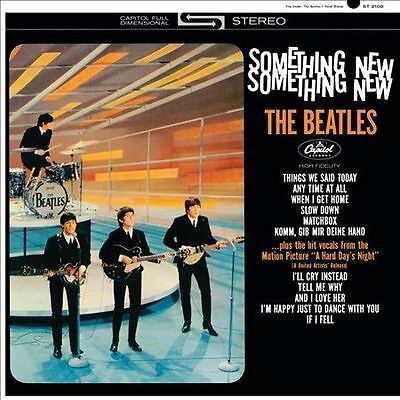 Something New by The Beatles (the U.S. Album) [CD, 2014]