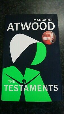The Testaments by Margaret Atwood (Hardback, 2019) - The Handmaid's Tale Sequel.