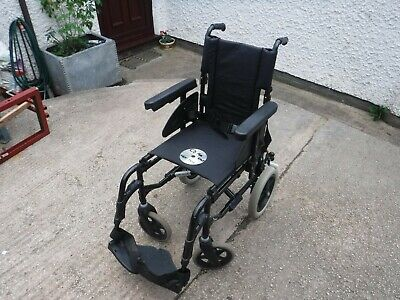 Child's   Invacare  Action  2  Ng  Folding  Wheelchair.