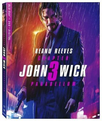 John Wick - Chapter 3 - Parabellum -  Blu-Ray + Dvd