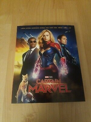 Captain Marvel (4k UHD/BluRay) - Target Exclusive