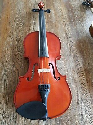 Stentor Student 2 Violin, case, rosin & bow full size 4/4 quality instrument