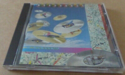 Mondo Rock CD Up To The Moment Ross Wilson Polydor 825 597-2  Out of print