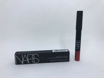 Nars Velours Mate Lèvre Crayon Cruella 2454 .237ml Complet Taille ! Plume