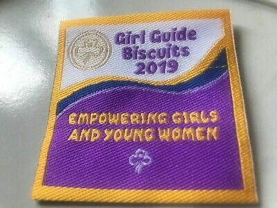 Girl Guides / Scouts Biscuit 2019