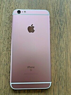Apple iPhone 6s Plus - 64GB - Rose Gold (Unlocked) A1634 (CDMA   GSM) and Cases