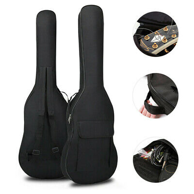 Full Size Guitar Back Bag Padded Protective Classical Acoustic Carry Case Holder
