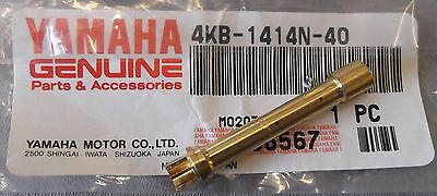 Genuine Yamaha YFM 350 Main Jet Holder Emulsion Tube Nozzle 4KB-1414N-40