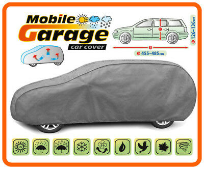 Heavy Duty Car Cover for Vauxhall Astra IV J Estate Breathable UV Protection