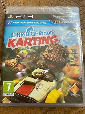 Little Big Planet Karting (unsealed / DLC Valid but Expired) - PS3 UK New!