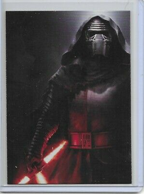 Topps Star Wars Journey To Rise Of Skywalker Kylo Ren Continuity Card -