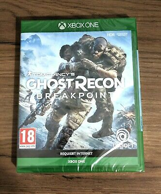 Ghost Recon Breakpoint XBOX ONE Jeu Français NEUF (sous blister)